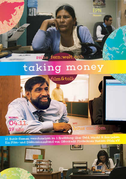 Talking Money – Rendevous bei der Bank